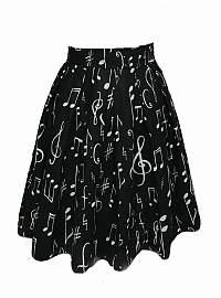 Music skirt