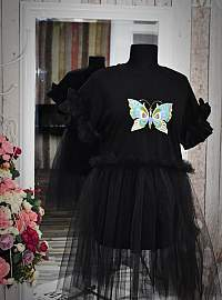 Butterfly effect blouse