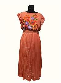 Zina's dress
