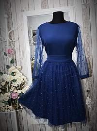 Navy blue pearl