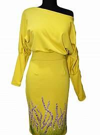 Lavander wonder dress