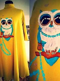 Love owl dress