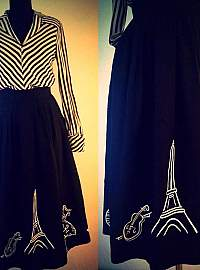 Paris skirt