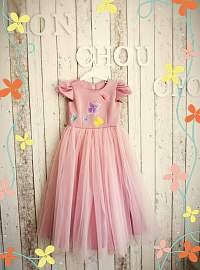 Pinky sweet dress